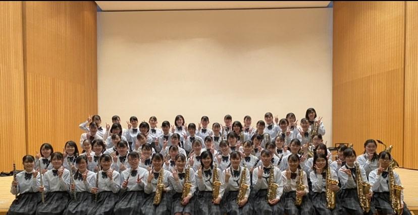 国本女子中学校高等学校吹奏楽部