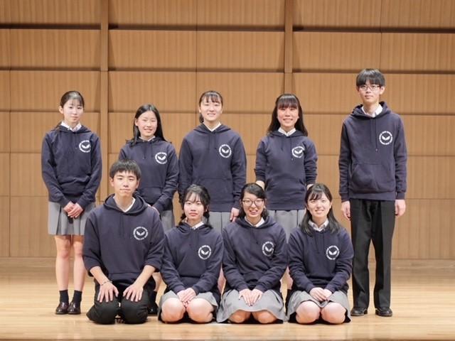 川和高校合唱部写真