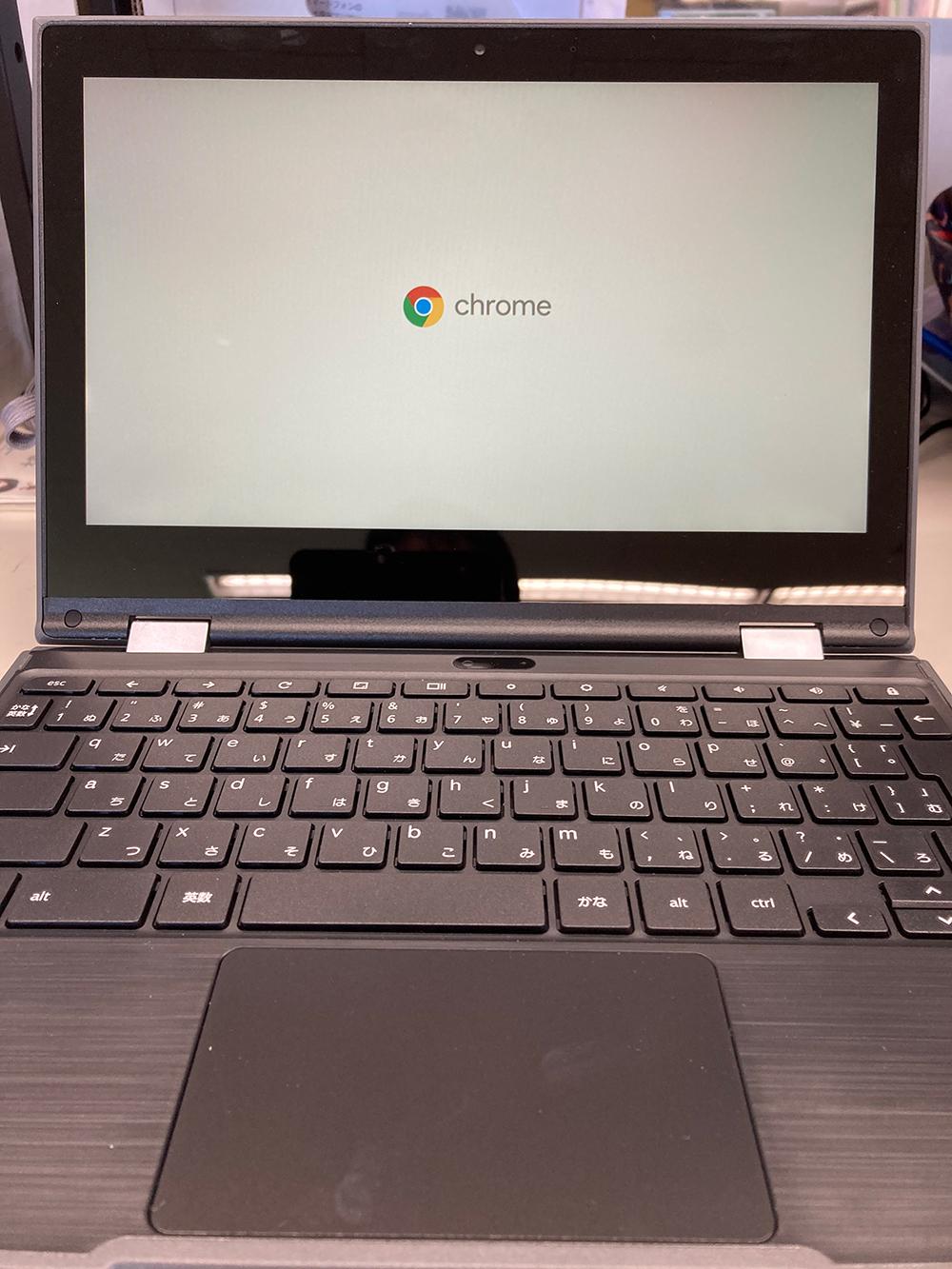 The Chromebooks